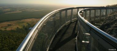 Another view of the Skywalk