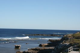 West End, western most point on Rottnest Island