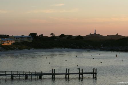 Sunset at Geordie Bay