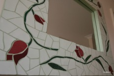 One of my mosaic projects
