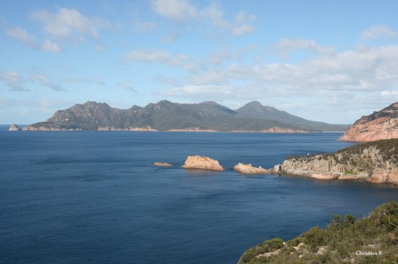 Freycinet National Park in Tasmania