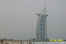Burj al Arab (Tower of Arabia), Dubai