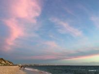 Our local dog beach north of Perth, WA